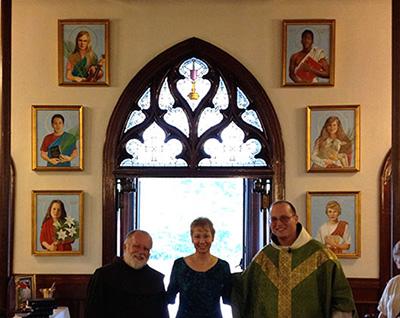 6 Young Martyrs, St. Thomas Aquinas, Derry, NH