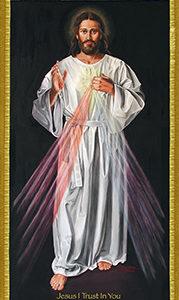 Divine Mercy Prayer Card
