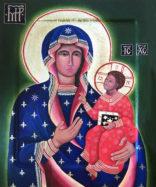 Our Lady of Częstochowa by Karen Webster